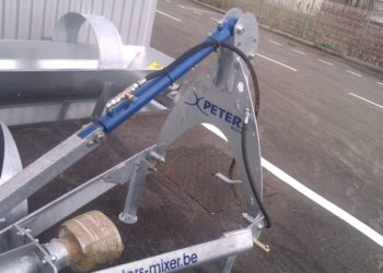 Mixer brasseur malaxeur peters